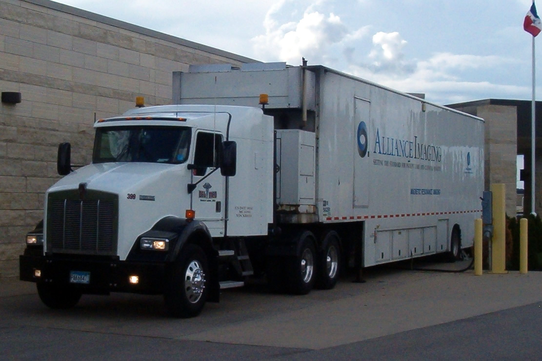 DelMed Route Truck